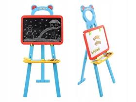 Tablica Magnetyczna Kredowa 3w1 Tobi Toys