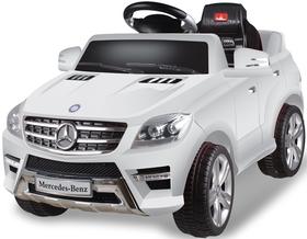 Samochód Elektryczny Mercedes ML350 Biały Tobi Toys