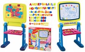 Tablica Magnetyczna Edukacyjna Dwustronna 2w1 Tobi Toys