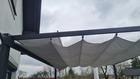 Altana Ogrodowa Aluminiowa Pawilon 300 x 300 cm Gazebo 112 (7)