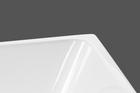 Wanna wolnostojąca biała akrylowa 170 x 80 cm + syfon SMART (8)