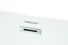 Wanna wolnostojąca biała akrylowa 170 x 80 cm system przelewowy owalna Comfort (8)