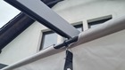 Altana Ogrodowa Aluminiowa Pawilon 300 x 300 cm Gazebo 112 (8)