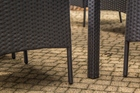 Zestaw Mebli Ogrodowych Rattanowych Bahama Set Max 8 Krzeseł EUROHIT Garden (10)