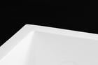 Wanna wolnostojąca biała akrylowa owalna 170 x 60 cm system przelewowy + syfon Grand (10)