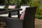Zestaw Mebli Ogrodowych Rattanowych Bahama Set Max 8 Krzeseł EUROHIT Garden (9)