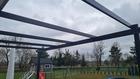 Altana Ogrodowa Aluminiowa Pawilon 300 x 300 cm Gazebo 112 (4)